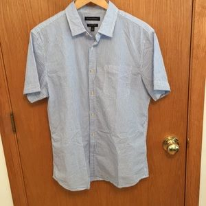 Banana Republic Seersucker Shirt